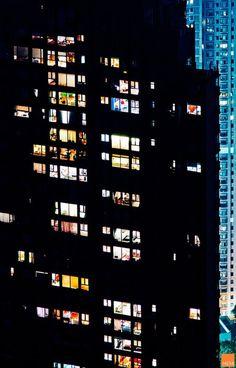 Hong Kong facades by Miemo Penttinen thumbnail_8 #art