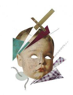 MIRADA LINDA #tomas #illustration #collage #salazar
