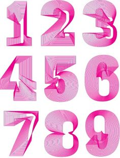 landflex1_555px.jpg (JPEG Image, 555 × 735 pixels) #lettering #design #graphic #numbers #type #typography