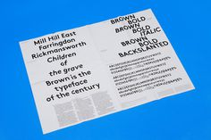 Aurèle Sack LL Brown Typeface #pub