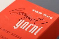 Javier Garcia #packaging #typography