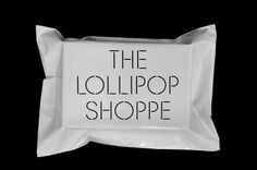 StudioMakgill - The Lollipop Shoppe #shoppe #studiomakgill #the #lollipop #identity