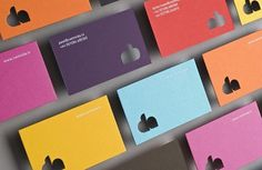 Cwmni Da | Lovely Stationery #colourful #cut #die #stationary