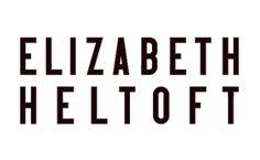 Elizabeth Heltoft, NOR Studio's Portfolio #type #logo