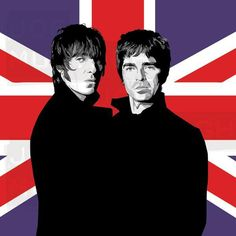 Joe Murtagh Vector Illustrations - Oasis #graphics #illustration #oasis #vector
