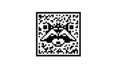 Kevin Uhl Design and Illustration #qr #raccoon #logos #code