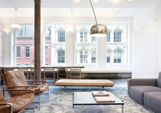 CJWHO ™ (Stunning eclectic 3000 sq ft loft apartment...) #loft #design #interiors #york #apartment #luxury #new