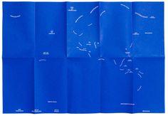 Vajza N'kuti #blue #paper #graphic