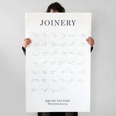 Joinery Poster
