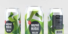 Student Spotlight: Wapnö Milk Company - TheDieline.com - Package Design Blog #pack