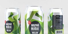Student Spotlight: Wapnö MilkCompany - TheDieline.com - Package Design Blog #pack