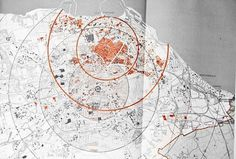 Swiss Cheese and Bullets - Journal #map #circles #edinburgh #civic survey