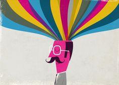 Google Image Result for http://staging.ba-reps.com/images/artists/661/3447/learn.jpg #banneker #colourful #retro #illustration #andrew