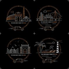 #Logos #MINI #design #badge #minimal