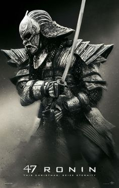 47 Ronin Character Posters | Movie Galleries | Empire