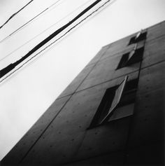 Untitled | Flickr - Photo Sharing! #film #white #concrete #black #photography #architecture #and #windows