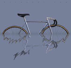 Hrrundel_melt #bike #bicycle #track bike
