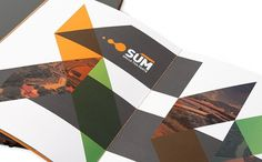 Sum on the Behance Network #profile #branding #energy #identity #company #ozone