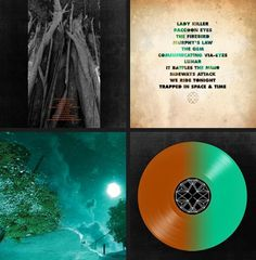 The Black Axe :: Design . Development . Direction :: Priestess #record #vinyl #album #priestess