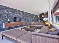 Mandalay Beach Villas Interiors