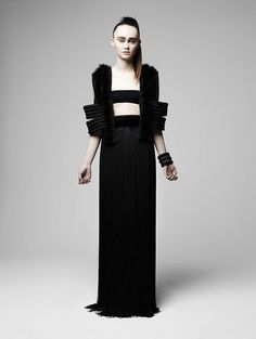 Eleanor Amoroso's A/W 2012-13 collection #fashion