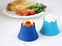 Mt. Fuji Egg Cup #tech #flow #gadget #gift #ideas #cool
