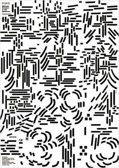 Hesign 2010 Master And Students2 Troxler's Class #poster #lettering #chinese #asian
