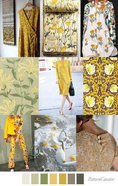 WILD HONEYSUCKLE – Pattern Curator