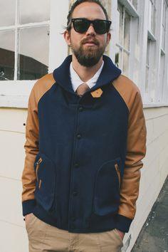 Man's Guilt #fashion #mens #photography #jacket