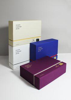 calendar colour palette