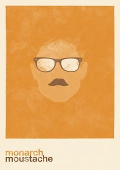 Hans Georg Kettler #monarch #screen #poster #silk #moustache