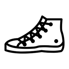 See more icon inspiration related to shoe, footwear, fashion, shoes, clothing, miscellaneous and sportive on Flaticon.
