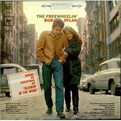 Get In the Car, Loser - Currently Listening: Bob Dylan- The Freewheelin'... #design #bob #vinyl #photography #freewheelin #dylan #music #typography