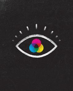 Perception Art Print by Jon Ashcroft | Society6