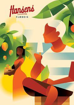 Mads Berg Poster Design #poster