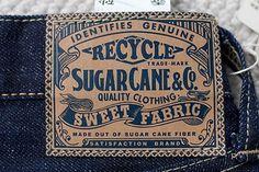 Sugar Cane Recycled Sweet Denim Selectism - Sugar Cane Recycled Sweet Denim – Selectism.com