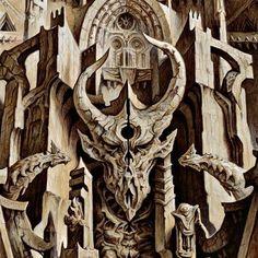 Demon Hunter - #album #hunter #cover #artwork #demon