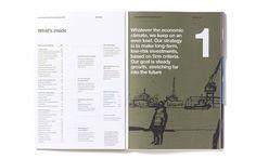 NB: ABP Annual Reports #illustration #design #nbstudio