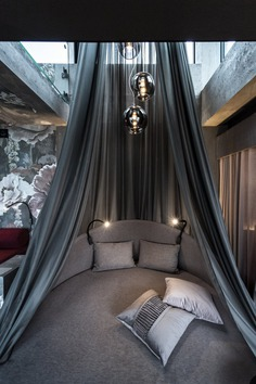 The theatrical spa by noa network of architecture