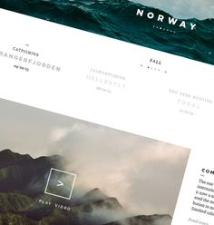 Noma Authentic | Website #website #clean #web #modern