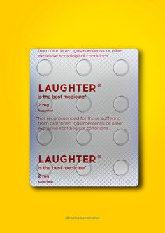 Laughter is the best medicine* #laughter #funny #poster #pack #burst