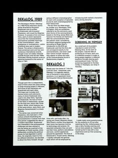 ghazaalvojdani.com - Screening Dekalog 1 #poster