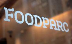 Mucca Design | Our Work | FoodParc #logo #identity #branding #restaurant