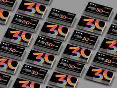 30SP business card (teaser) #colourful #angle #businesscard #iconset #branding #icon #30 #icons #black #set #identity #studio #logo #promotion