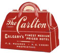 designstroy:(viaArt of the Luggage Label) #hotel
