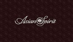 ASIANSPIRIT - Разработка логотипа, фирменного стиля и сайта для бренда дизайнерскР#logotype #asianspirit #pulsive #identity #logo