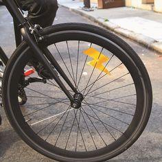 Bike Bolt Reflector #tech #flow #gadget #gift #ideas #cool