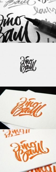 Для Вас! (For You!) on the Behance Network #you #typography #shapiro #for #sergey #caligraphy