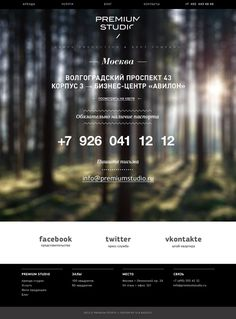 Web By Ilya Bagaev on Behance #web