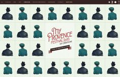 CDT13 MyProvence Festival #4 | UZIK | Agence de communication interactive